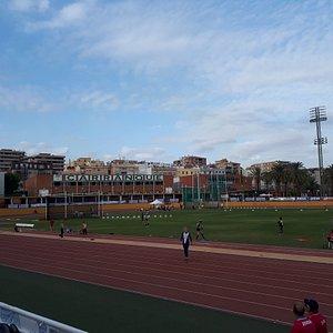 Ciudad Deportiva Carranque