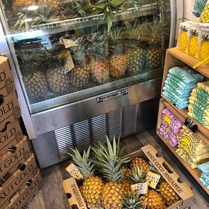 Fully stocked with the freshest and best!