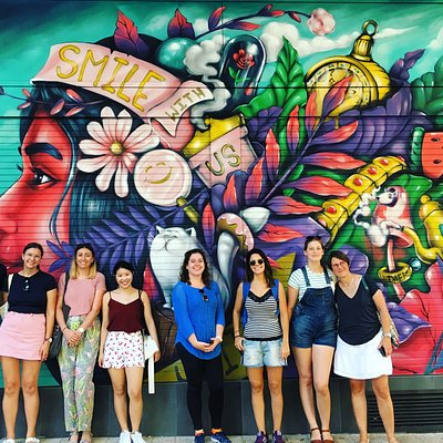 Discover Perth's amazing street art and culture