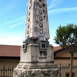 Monumento ai caduti di Bogno
