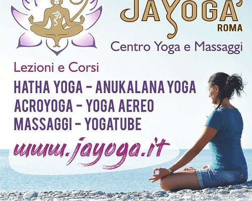 This photo tells all you can find in this Yoga Center! But is much more than this !