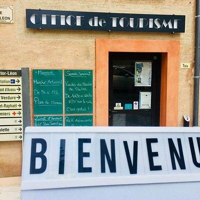 Bienvenue à l'Office de Tourisme de Ramatuelle
