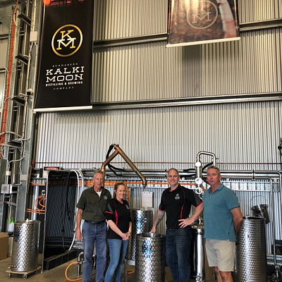 A great day touring and tasting award winning craft beer, gin, rum and cider...