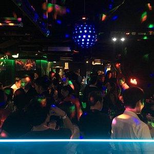 Sonidos Bar Roppongi Nightclub in Roppongi open late