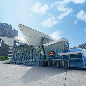 香港西九龍站 Hong Kong West Kowloon Station
