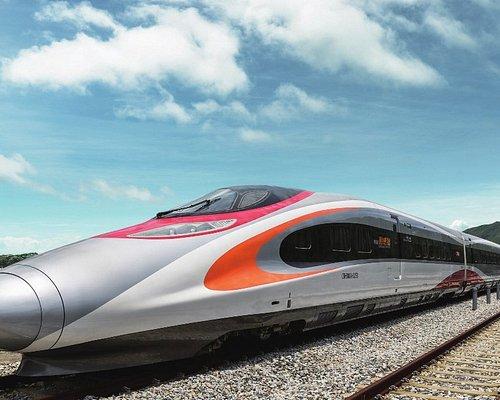 港鐵「動感號」Vibrant Express