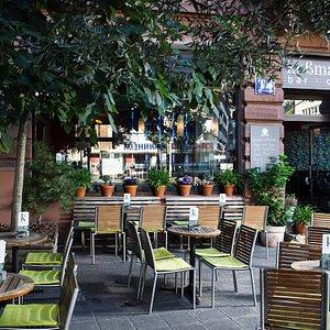die Sommerterrasse - Kußmann - Bar & Café