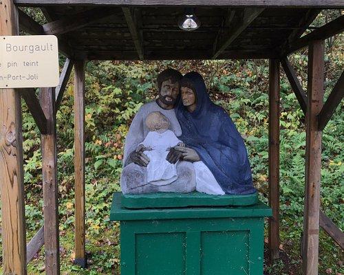 Les Creches de Noel de Riviere-Eternite