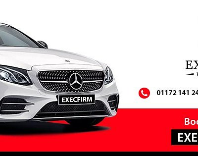 ExecFirm - Bristol Airport Transfer and Executive Travel cover