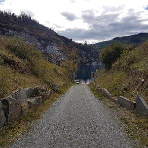 Portroe quarry.