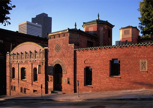 Designed by Julia Morgan, the building that now houses CHSA was once the first Chinatown YWCA.