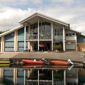 Herts Young Mariners Base, front aspect