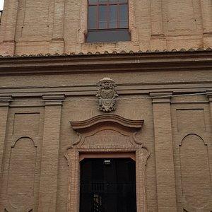 chiesa di S.Matteo / prospetto anteriore