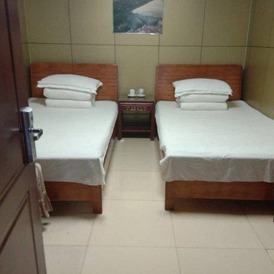 Inside the halfway hotel