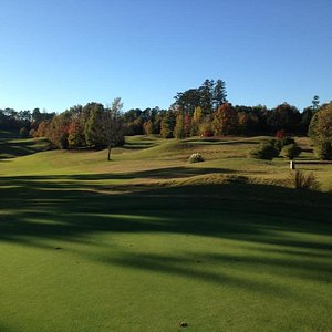 Lush greens and fairways are part of the scene here are Ole Still Golf Club.