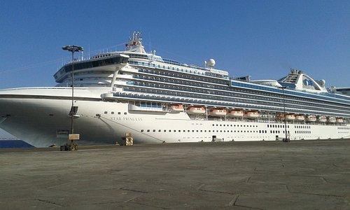 Shore Tours from Cruise ship pier San Martin Pisco