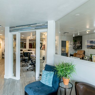 Let us pamper you in our newly renovated space, featuring works by local artists.