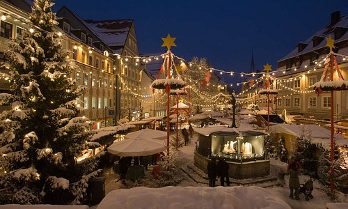 Christmas Market Kempten