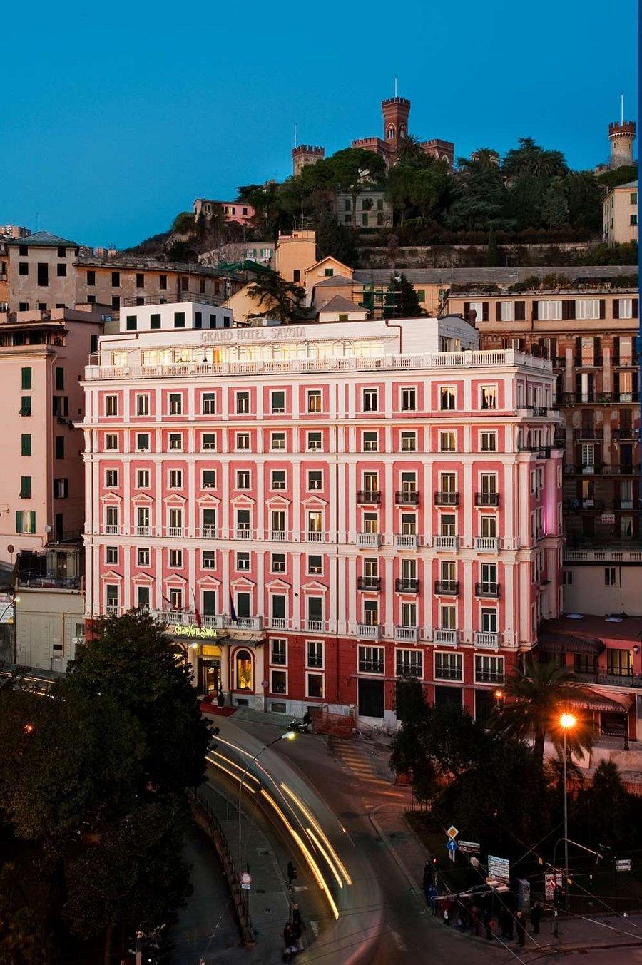 Grand Hotel Savoia Ab 105 1 5 2 Bewertungen Fotos Preisvergleich Genua Italien Ligurien Tripadvisor