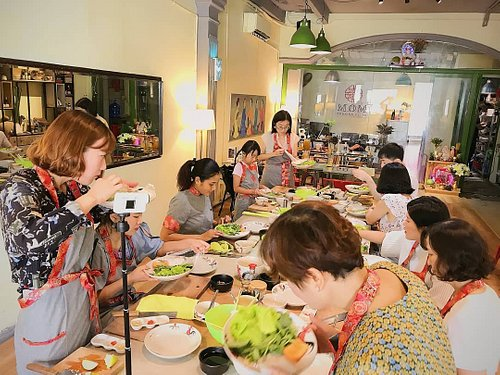 A Hands on Cooking Class