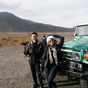 Wisata Jeep Bromo