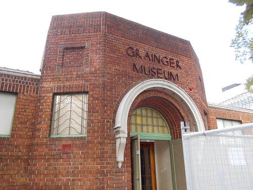 グレインジャー博物館