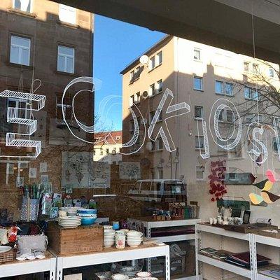 Schaut vorbei in unserem Concept Store in der Nähe vom Rosenaupark und lasst euch inspirieren...
