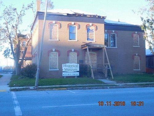 July 19 2018 Tornado Damage FRONT FACING CHURCH STREET