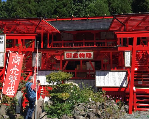宝くじ高額当選祈願にやってきた!熊本南阿蘇村にある宝来宝来神社。2種類の宝くじを持参してお参りです。