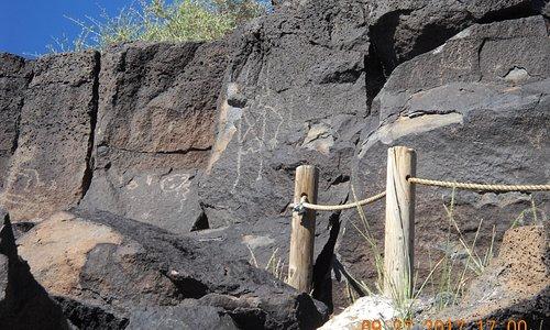 More Petroglyph.