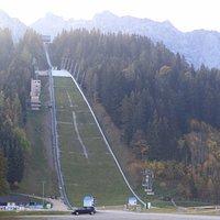 Ski Flying Hill Kulm