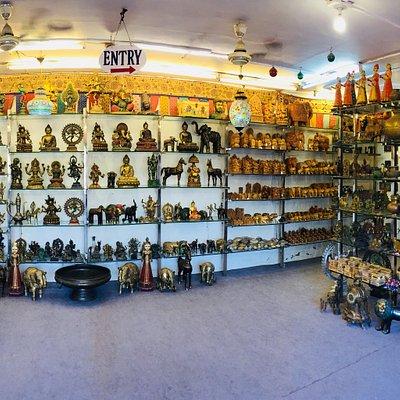Beautiful shop