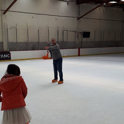 Frosty Spot Indoor Ice Rink