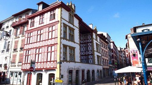 Maison Moulis à Bayonne