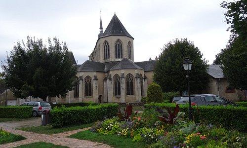 Eglise Notre-Dame de Mamers