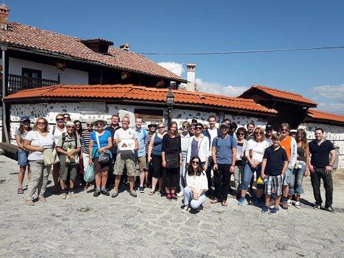 Bansko Free Tour group