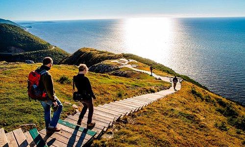 Wander Cape Breton Island's scenic Skyline Trail