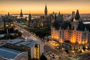 Heritage buildings showcase Ottawa, Canada's capital