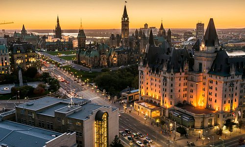 Heritage buildings showcase Ottawa, Canada's capital