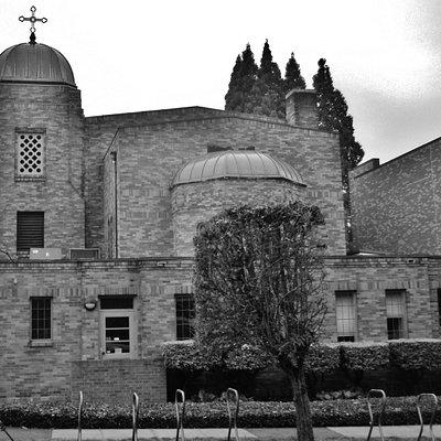 Holy Trinity Greek Orthodox Cathedral on Glisan Street