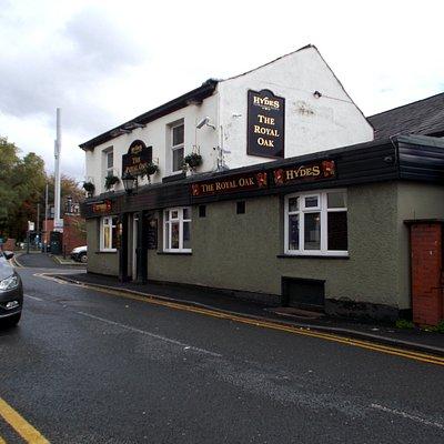 The Royal Oak, Prestwich