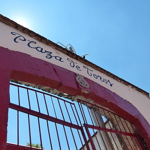 Pequeña Plaza de toros en San Miguel de Allende