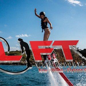 LIFT WATERSPORTS - FLYBOARDING  BRIGHTON