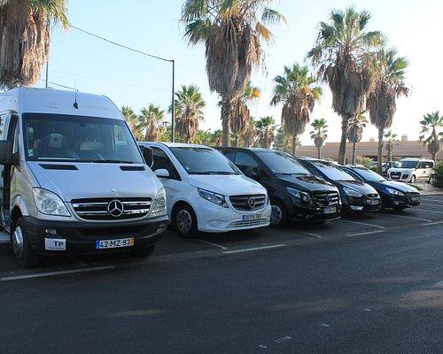 A nossa frota é constituida por Mercedes Vito Longa, Peugeot 508, Ford Gallaxy e Mercedes Sprint
