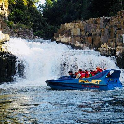 Aniwhenua Falls