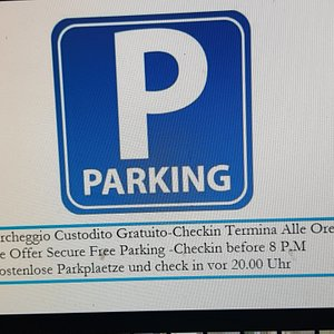 free secure parking