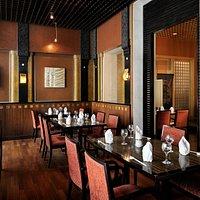 Restaurant Seating Interior