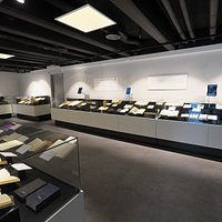 A modern museum