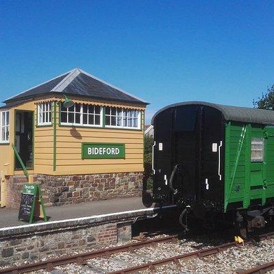 Bideford Railway Heritage Centre Summer 2019