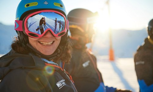 Ski Instructor Zoe